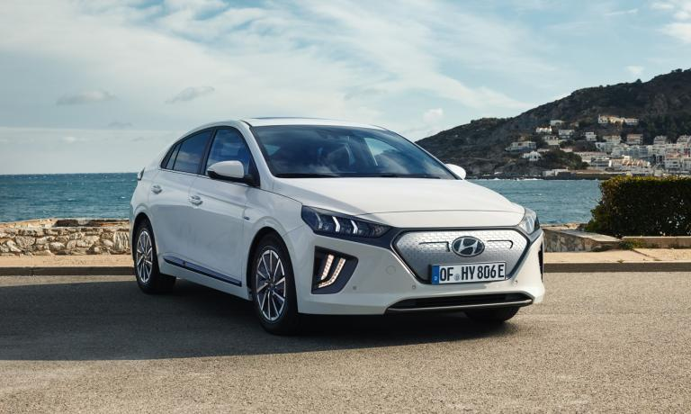 New Hyundai Ioniq Electric